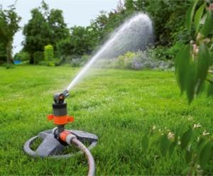 Garden Sprinkler System Malaysia Suitable For Any Garden