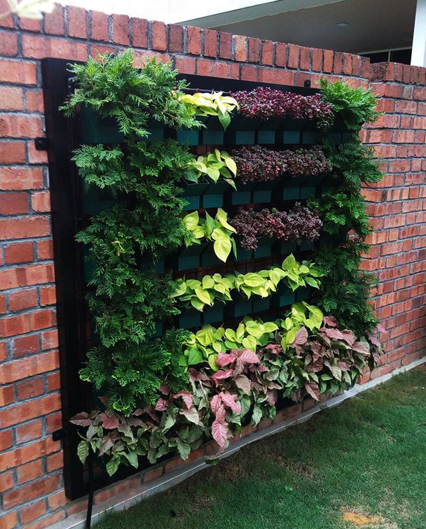 Vertical Garden Projects Malaysia Beautiful Landscape