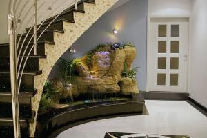 Genial Indoor Water Feature